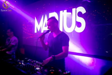marius b-day party